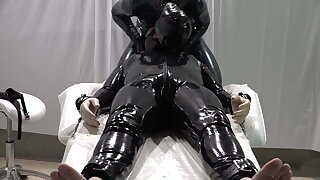 Latex Danielle - my maximum is first slave need to wait 2