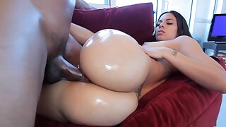 Best pornstar Coco Valentina in fabulous creampie, big ass adult video