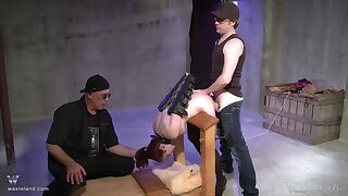 Mind blowing BDSM in cuckold scenes for the obedient wife