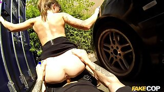 Sexy ass babe gets paid to perform the wildest fuck in a perfect POV