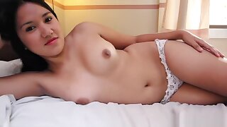 ASIANSEXDIARY Asian Virgin Fucks Big Dick Tourist For The First Time